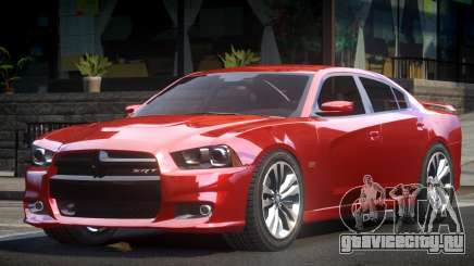Dodge Charger SRT8 P-Tuned для GTA 4