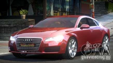 Audi A7 L-Tuned для GTA 4