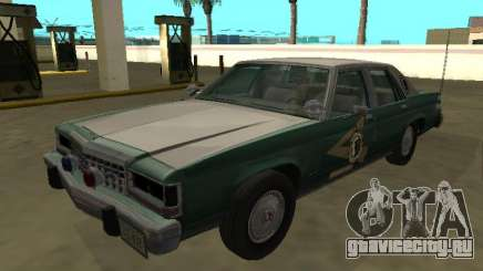 Ford LTD Crown Victoria 1987 New Hampshire SP для GTA San Andreas