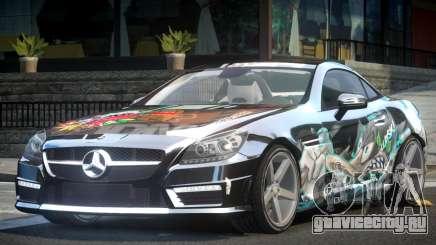 Mercedes-Benz SLK GST ES L5 для GTA 4
