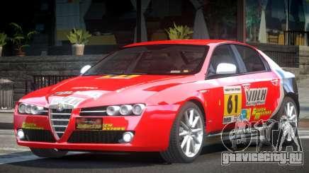 Alfa Romeo 159 GS L9 для GTA 4