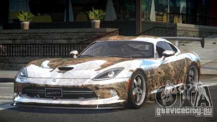 Dodge Viper Qz L10 для GTA 4