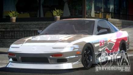 Nissan 240SX PSI L2 для GTA 4