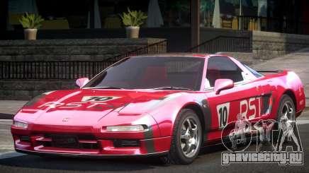 Honda NSX 90S L3 для GTA 4