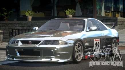 1997 Nissan Skyline R33 L3 для GTA 4