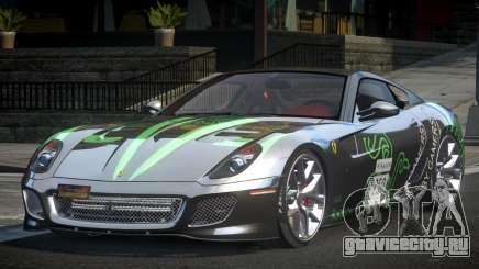 Ferrari 599 GTO Racing L3 для GTA 4
