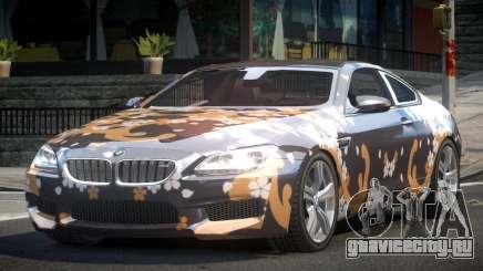 BMW M6 F13 GS PJ1 для GTA 4