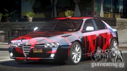 Alfa Romeo 159 GS L2 для GTA 4