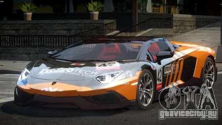 Lamborghini Aventador GS L1 для GTA 4