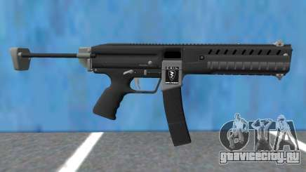 GTA V Combat PDW Extended для GTA San Andreas