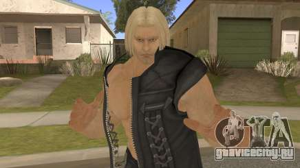 Paul Shortcut Hair with Vendetta Pants V1 для GTA San Andreas