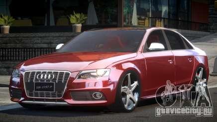 Audi S4 SP V1.1 для GTA 4