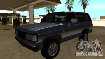 Chevrolet Bonanza 1994 для GTA San Andreas