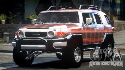 Toyota FJ Cruiser OR L4 для GTA 4