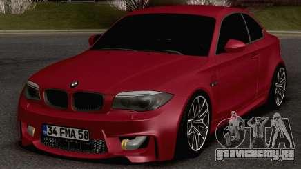 BMW M135i Coupe для GTA San Andreas