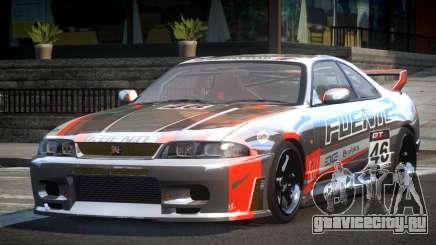 Nissan Skyline R33 BS L9 для GTA 4