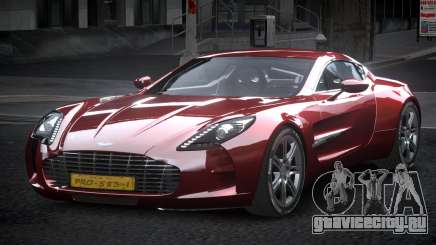 Aston Martin One-77 ES для GTA 4