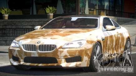 BMW M6 F13 GS PJ3 для GTA 4