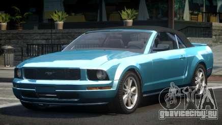 Ford Mustang GT SR для GTA 4