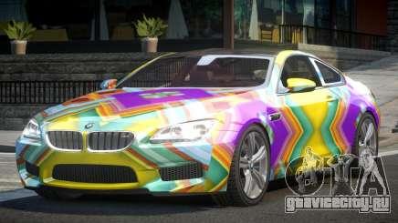 BMW M6 F13 GS PJ4 для GTA 4