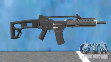 Holger-26 Assault Rifle для GTA San Andreas