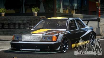 Mercedes-Benz BS Evo2 L5 для GTA 4