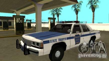 Ford LTD Crown Victoria 1991 Pennsylvania ST для GTA San Andreas