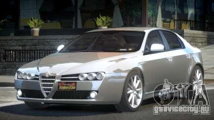Alfa Romeo 159 GS для GTA 4