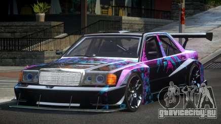 Mercedes-Benz BS Evo2 L3 для GTA 4