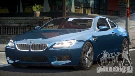 BMW M6 F13 GS для GTA 4