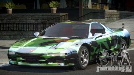 Honda NSX 90S L8 для GTA 4