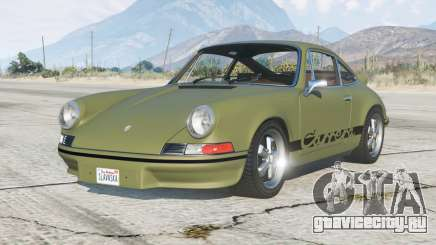 Porsche 911 Carrera RS (911 Series I) 1972 для GTA 5