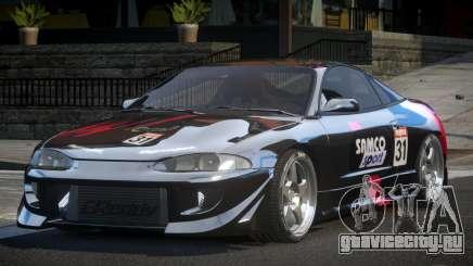 Mitsubishi Eclipse ES L4 для GTA 4