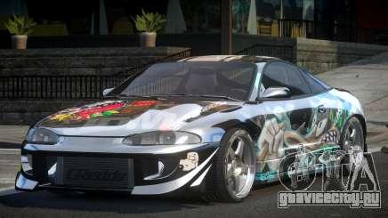 Mitsubishi Eclipse ES L6 для GTA 4