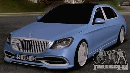 Mercedes-Benz Maybach S560 для GTA San Andreas