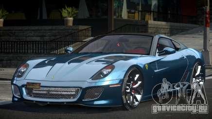 Ferrari 599 GTO Racing для GTA 4