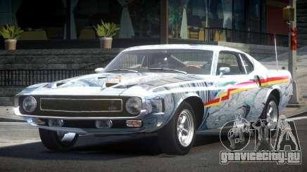 Shelby GT500 428 L6 для GTA 4
