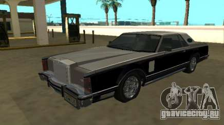 Lincoln Continental Mark V 1979 для GTA San Andreas