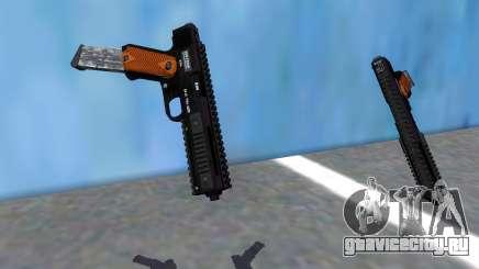 GTA V AP Pistol Extended для GTA San Andreas