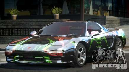 Honda NSX 90S L4 для GTA 4