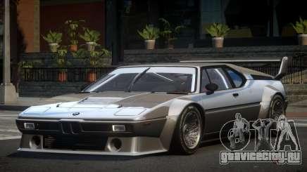 1981 BMW M1 для GTA 4