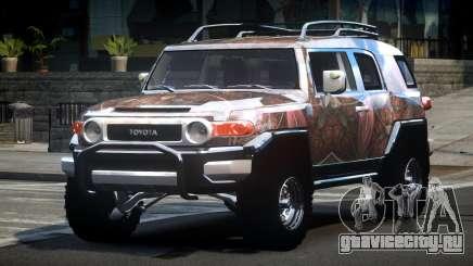 Toyota FJ Cruiser OR L1 для GTA 4