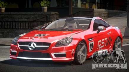 Mercedes-Benz SLK GST ES L10 для GTA 4