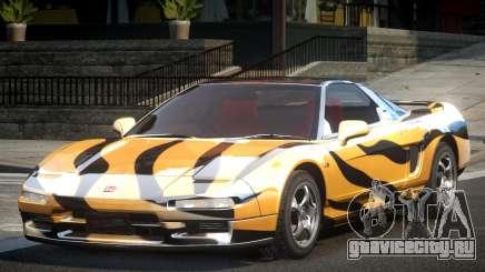 Honda NSX 90S L10 для GTA 4