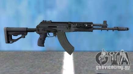 PAYDAY 2 AK-17 для GTA San Andreas