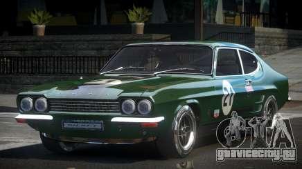 Ford Capri GST L1 для GTA 4