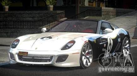 Ferrari 599 GTO Racing L5 для GTA 4