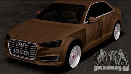 Audi A4 2.0 Quattro (Air) для GTA San Andreas