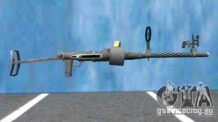 MG-15 Machine Gun для GTA San Andreas