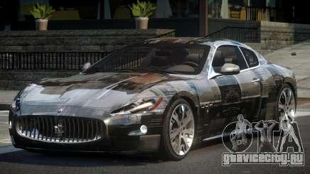 Maserati GranTurismo GS L4 для GTA 4
